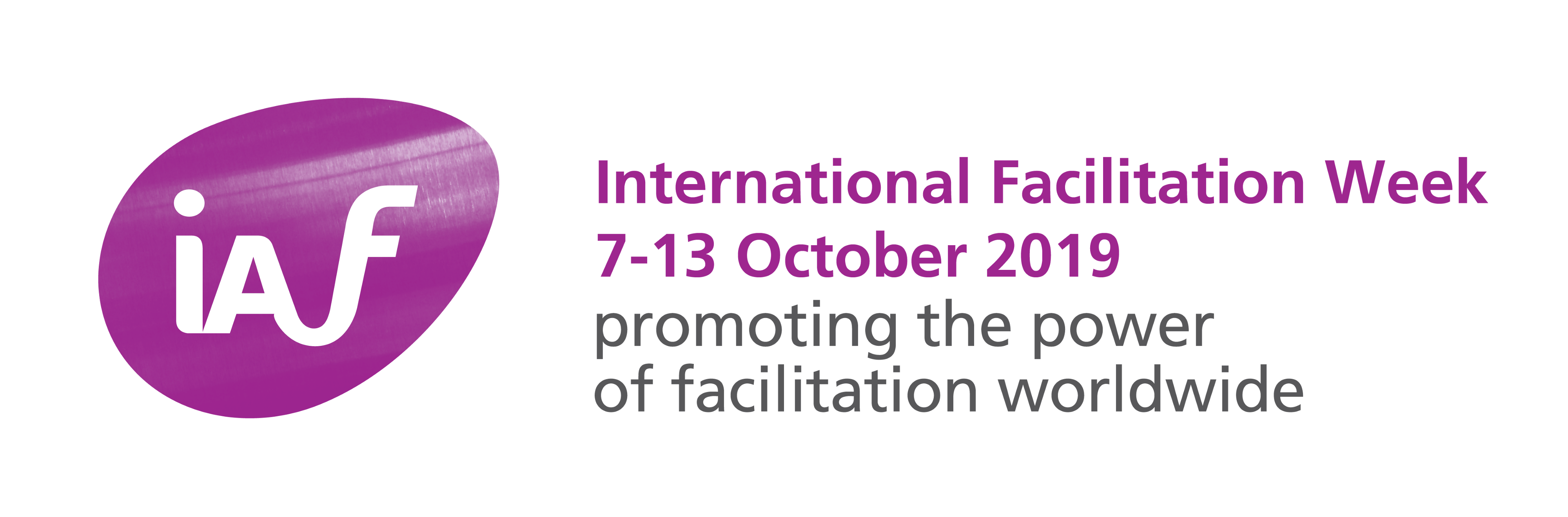 international facilitation week 2019 banner